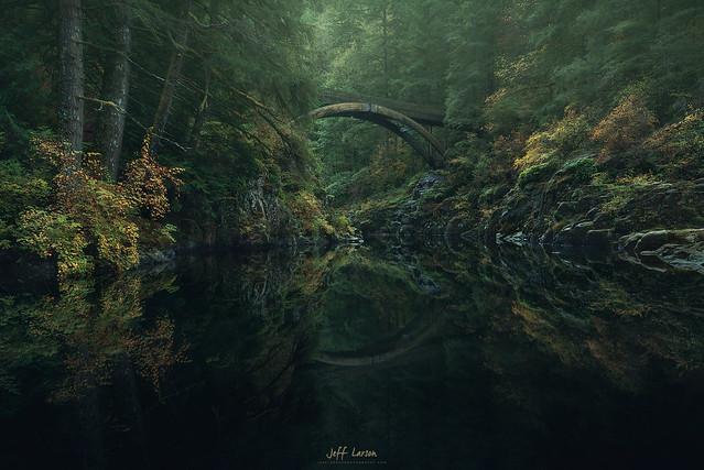 Fairy tale Bridge + WonderPana CPL Filters