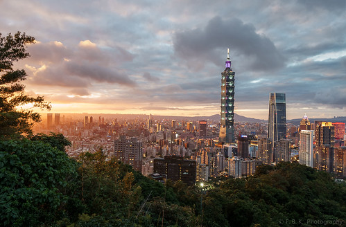Taipei 101 | by fbkphotography