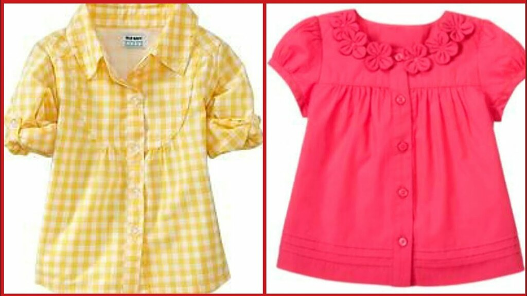 Top Stylish Casual Dress Design Ideas For Kids Easy To Make At Home A Photo On Flickriver