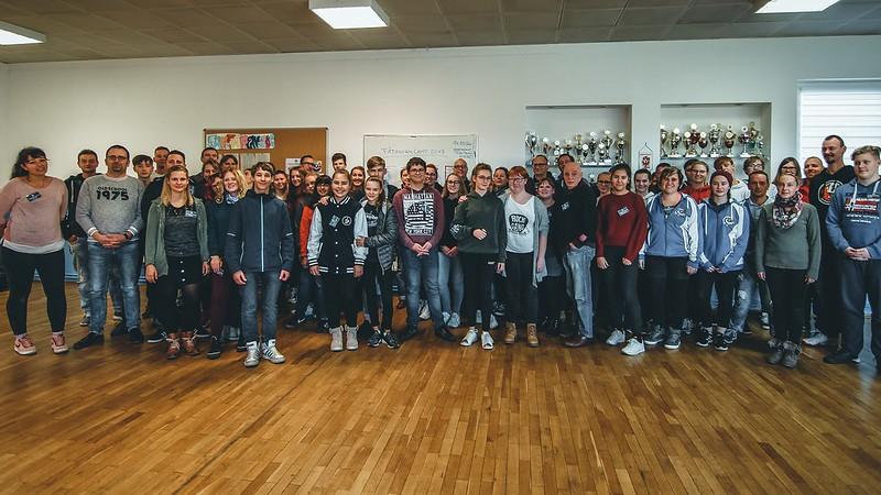 P채dagogik Camp 2018 - Teilnehmerfoto