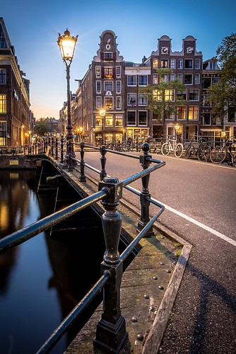 Evening Light Amsterdam | by Seb_f_s