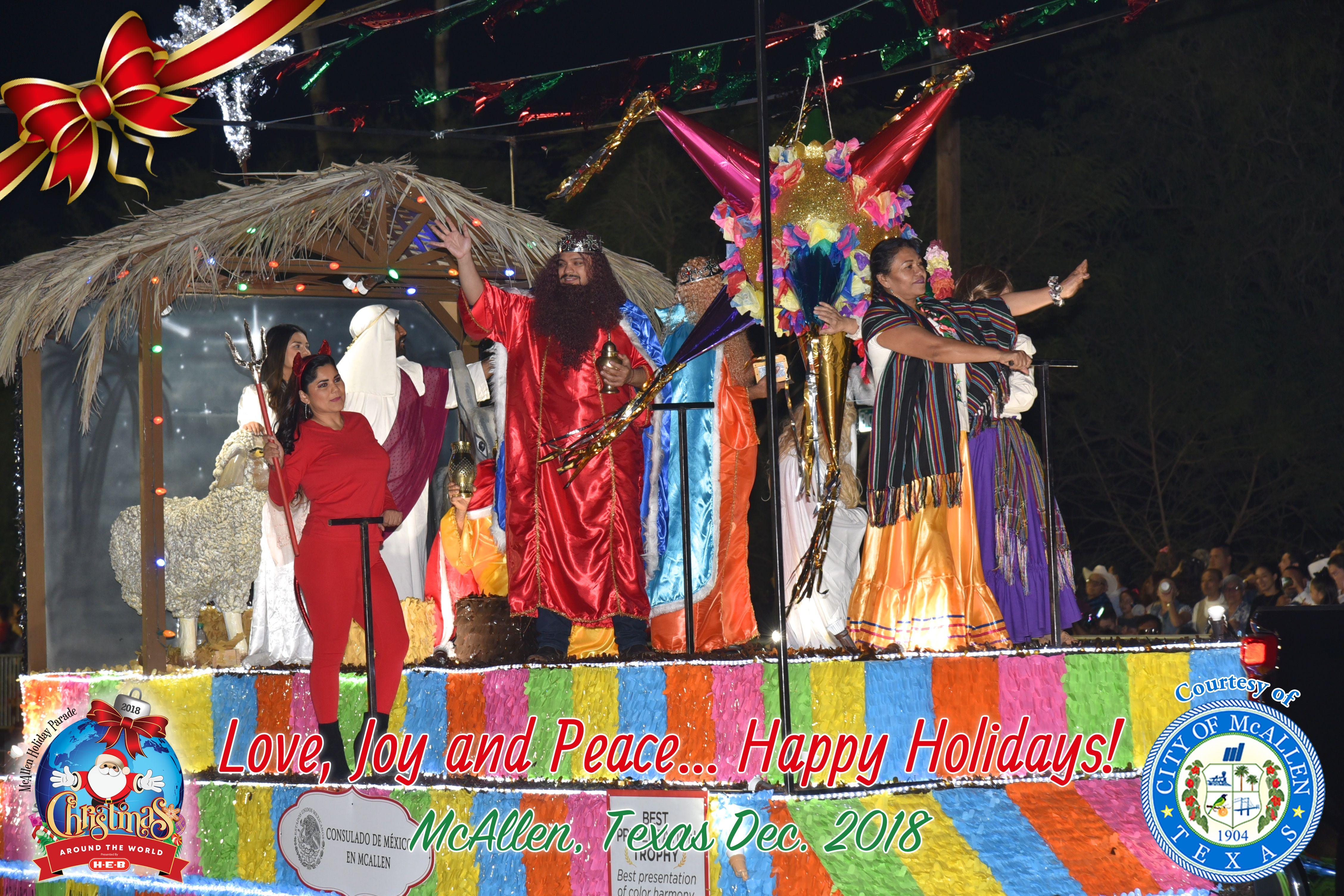 McAllen Holiday Parade 2018 — Part 9