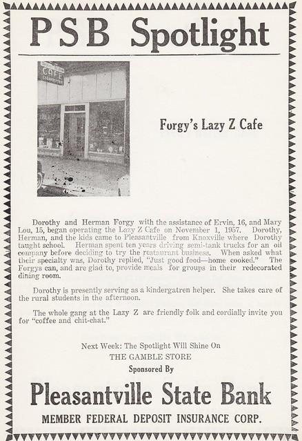SCN_0006 PSB Spotlight Forgys Lazy Cafe