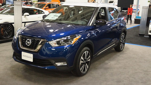 2019 Nissan Kicks SR CVT Photo