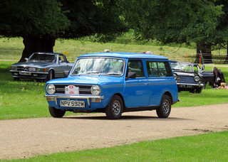1980 Austin Morris Mini Clubman Estate | by Spottedlaurel