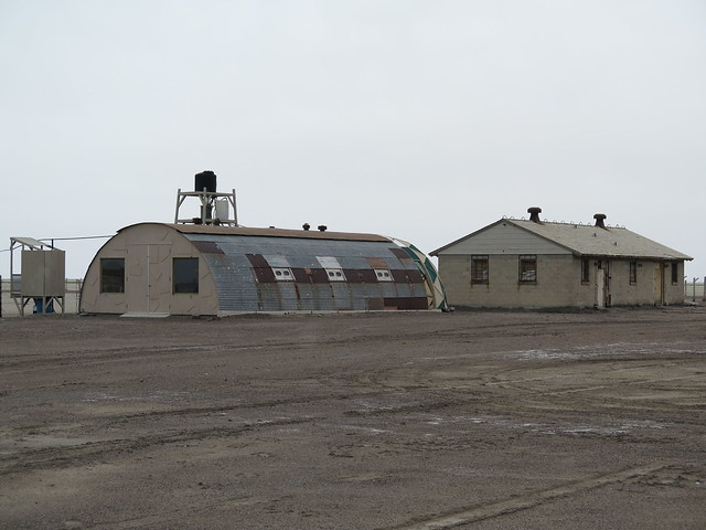 Wendover Airfield Atomic Bomb Assembly Buildings Vicinity
