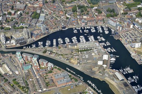 The Ipswich Dock | by John D Fielding