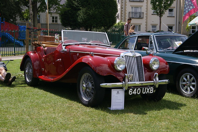 1954 MG TF 'T type' Midget