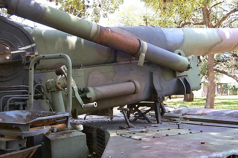 Гаубица М110А2 6