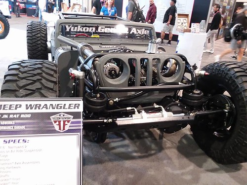 SEMA Jeep Wranglers | by ORACLE LIGHTING