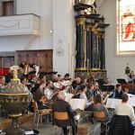 2018.11 Hauptprobe für Kirchenkonzert