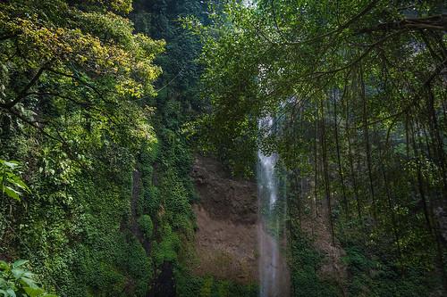 waterfall water fall nature natural landscape lembang jawabarat bandung indonesia travel travelling nikon nikond5500