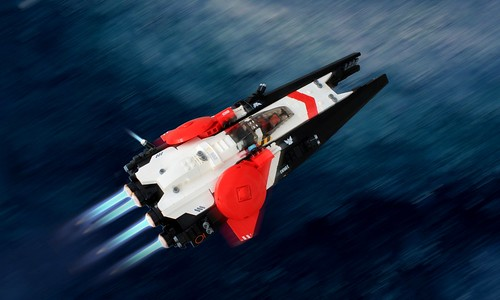 Vanguard Planetary Defender | by Oscar Cederwall (o0ger)