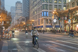 Market Street, San Francisco | by sirgious