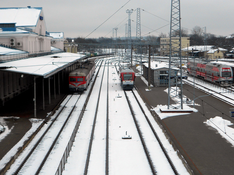 Станция Вильнюс