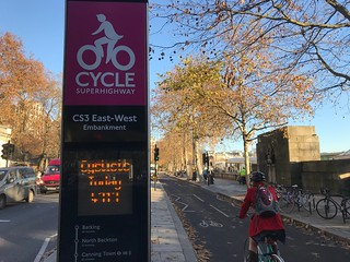 Cycle superhighway | by Matt From London