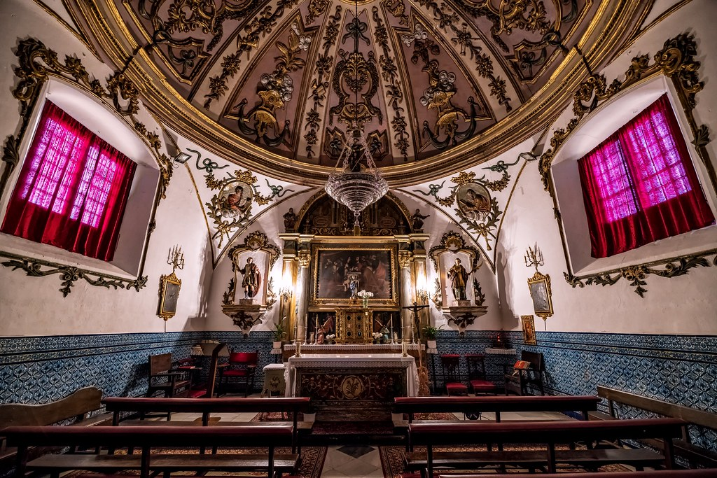 Iglesia de Santa Marina de Aguas Santas, Córdoba
