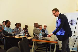 Dissemination workshop   by repoa.tanzania