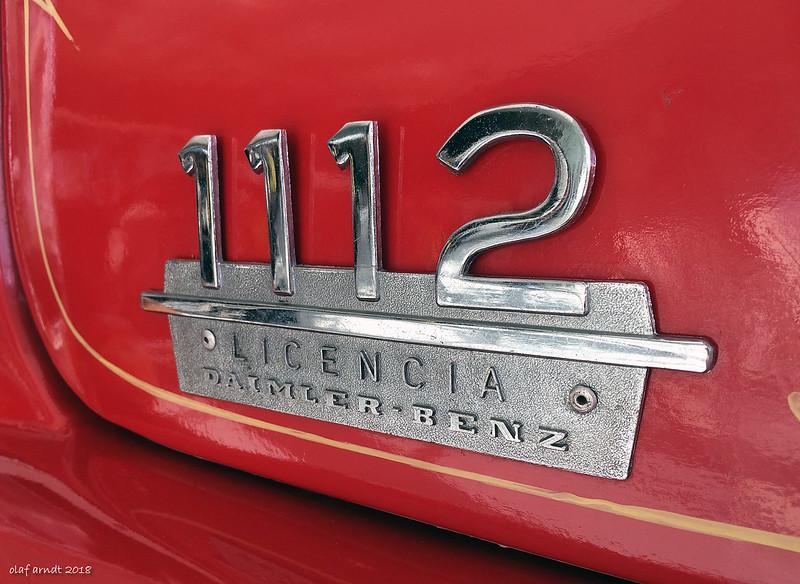 Mercedes Benz LO1112