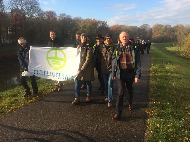 20181123 Actie Natuurpunt Mechelen