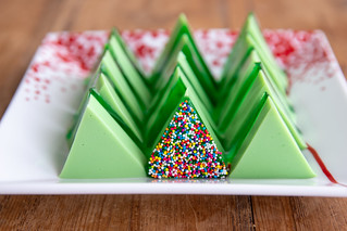 018-2018_12_Jello-Christmas-Trees | by Food Librarian