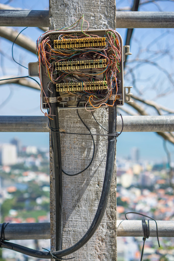 Miraculous Open Fuse Box With A View Of Vung Tau City In The Backgrou Flickr Wiring Cloud Oideiuggs Outletorg