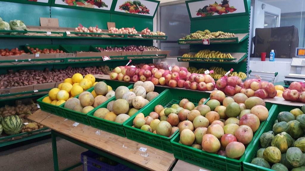 Buffalo mall supermarket