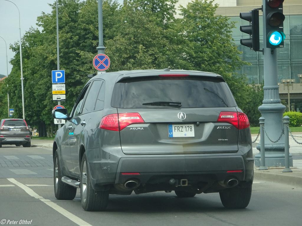 Acura MDX | Vilnius / Вильнюс | peterolthof | Flickr