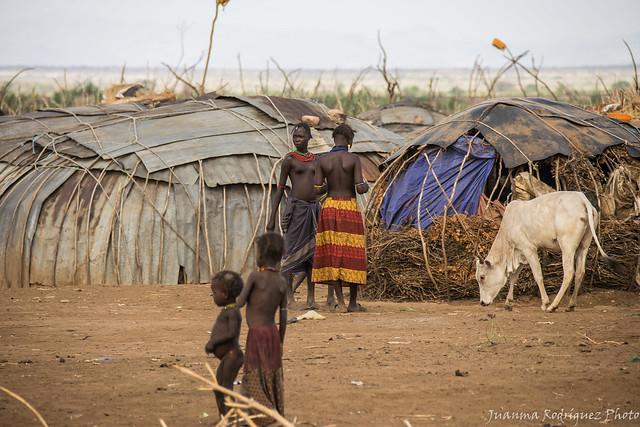 Etiopía - Tribu Dasanech (Daasanach)