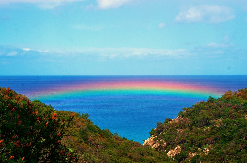 Sardinien-Regenbogen 1