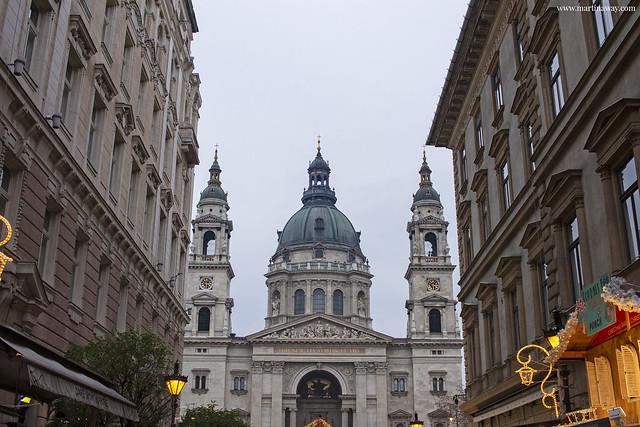 Basilica di Santo Stefano (Szent István-bazilika)