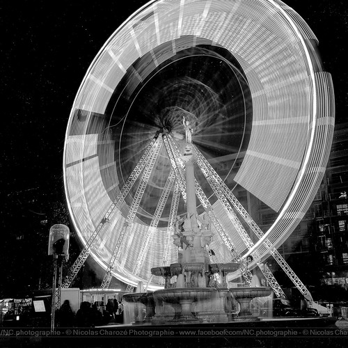 Grande roue Valence | by nc.photographie