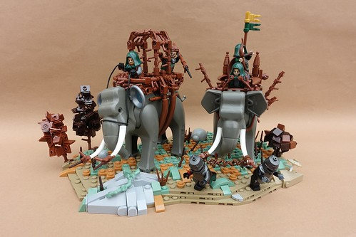 Attack of the War-Elephants