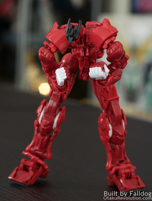 HiRM Astray Red Frame Gundam 4