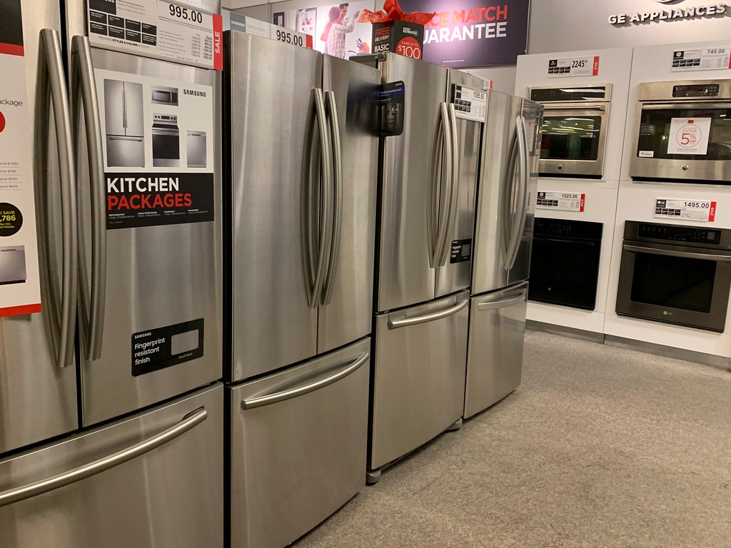 Appliance Department JCPenney   Phillip Pessar   Flickr