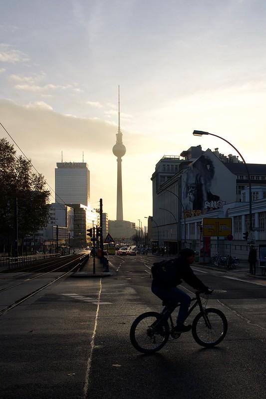 Spot the Fernsehturm