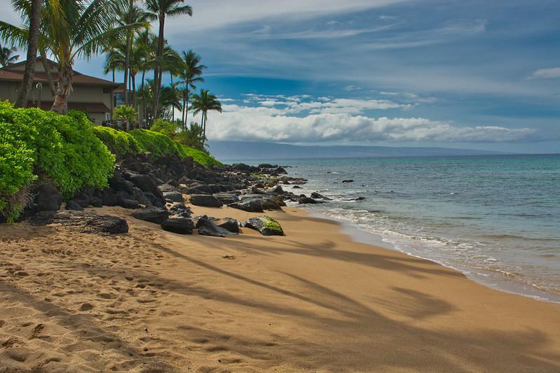 Pohaku Beach