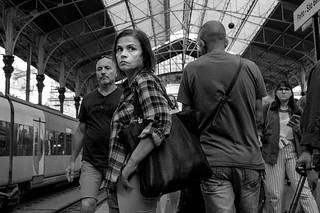 The Empty Platform | by Adam Bonn