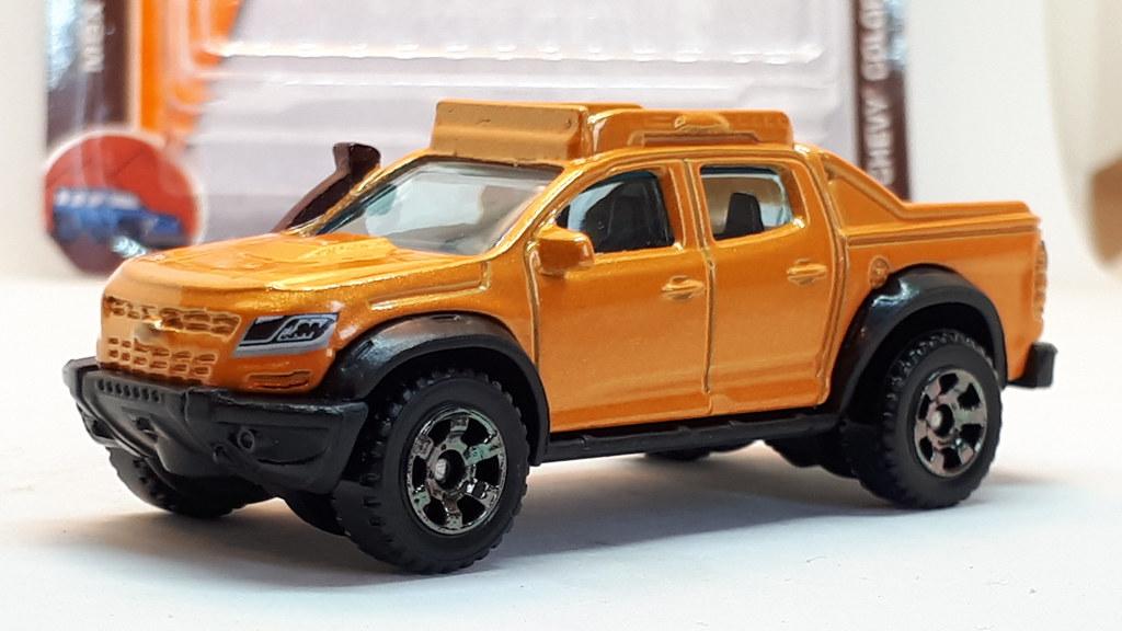 16 Chevy Colorado XtremeMatchbox 2019