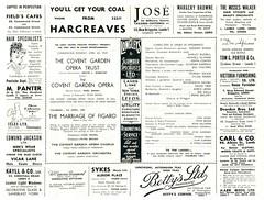 British advertisements: