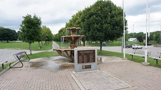 Lynn Valley Trail, War Memorial by Port Dover Leo Club | by meemainseen