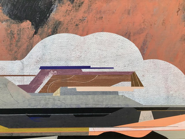 Jim Harris: Colony IX: Mozart Pavilion.