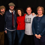 Tue, 06/11/2018 - 4:41pm - Edie Brickell & New Bohemians Live in Studio A, 11.6.18
