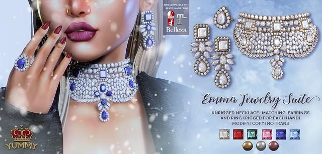 (Yummy) Emma Jewelry Suite