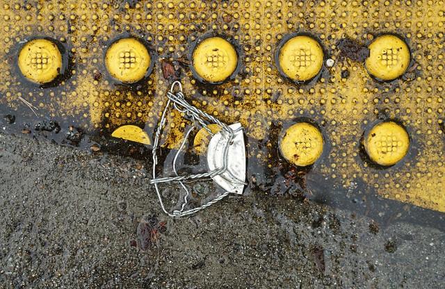 Rainy debris