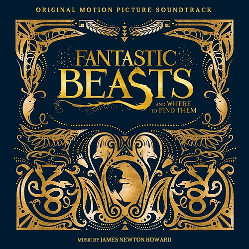 Fantastic Beasts and Where to Find Them by James Newton Howard   by hahah123 covers