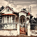 Old Victorian House - Trinidad by Curepian