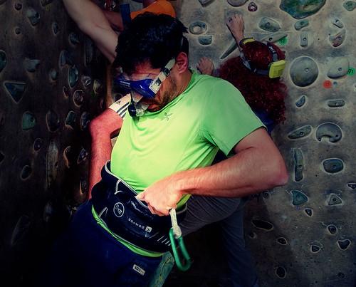Fantasyclimbing corso di arrampicata il deposito di zio Paperone 14