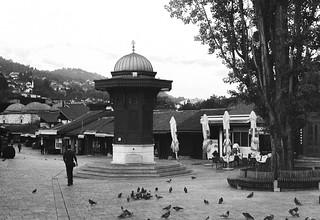 Sebilj, Sarajevo