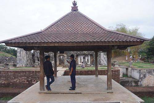 Goa Sunyaragi | by antonemus